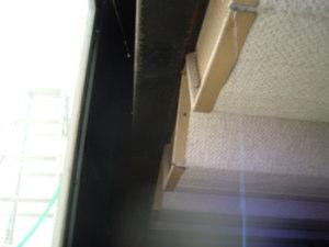 調査部位1 折板 水止面戸部分