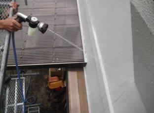 発光液投入&漏水確認